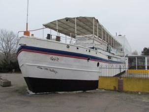 Das Schiff im März 2012
