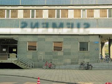 Robotron-Gebäude, Nordstraße 2006