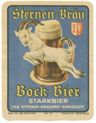 Cerveza Sternen-Bräu Bock