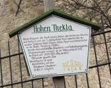 Iglesia Thekla