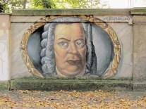 Bach in der Käthe-Kollwitz-Straße