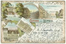Gruß aus Leipzig