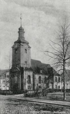 Marienkirche in Stötteritz