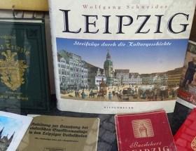 Leipzig in Büchern