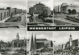 Postkarte aus den 1970ern