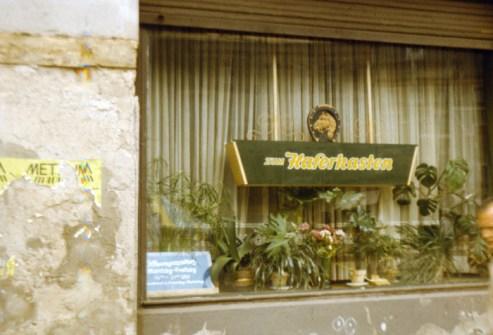 Bar Zum Haferkasten en 1990