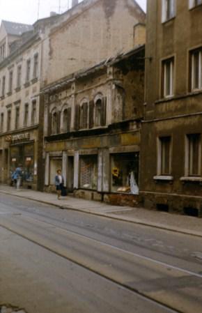 Kuhturmstrasse en 1990