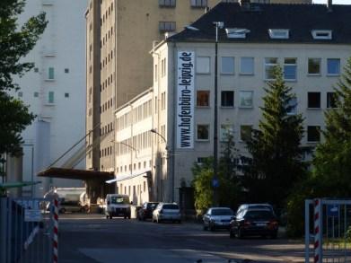 Hafenbüro Leipzig