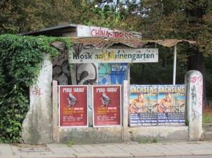 Ruine am Ruinengarten