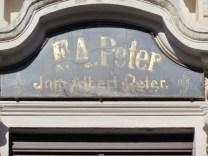 F.A. Peter im Leipziger Osten (L.-Neustadt)