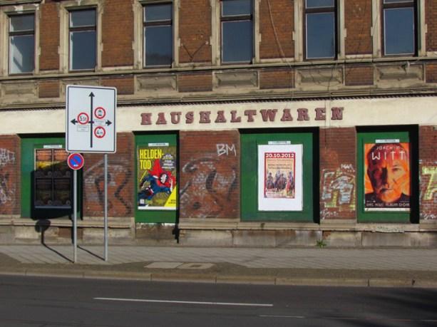 Haushaltwaren, Wurzner Straße