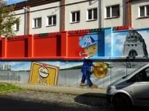 Jetzige Sternburg-Mauer