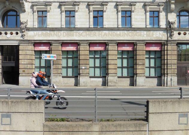 Verband deutscher Handlungsgehilfen, Harkortstraße