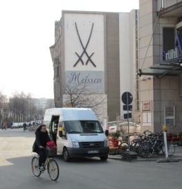 Meißner Porzellan, Richard-Wagner-Straße