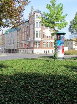 Renoviertes Rathaus Volkmarsdorf, Herbst 2016