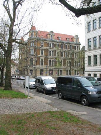 Ayuntamiento de Plagwitz