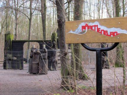 Märchenburg im Wildpark
