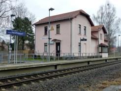 Bahnhof Holzhausen