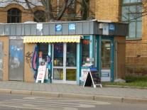 Kiosk am Adler