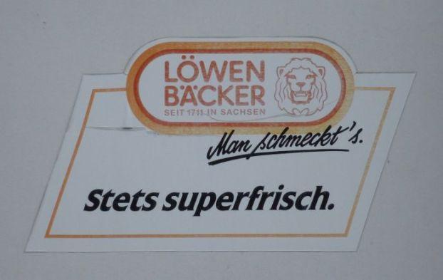Löwenbäcker in der Russenstraße