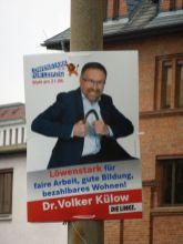 """Löwenstarke"" Landtagswahl 2014"