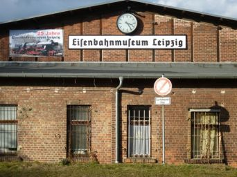 25 Jahre Eisenbahnmuseum