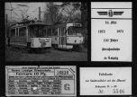 100 Jahre Straßenbahn in Leipzig
