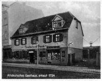 Deutsches Haus, Bornaische Straße 161
