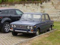 Alter Lada - Traumauto zu DDR-Zeiten