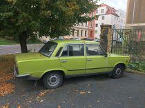 Polski Fiat in Kleinzschocher