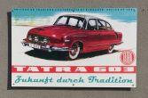 Tatra 603, gesehen in Saalfeld