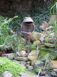 Froschkönig in der Gärtnerei Felgenträger