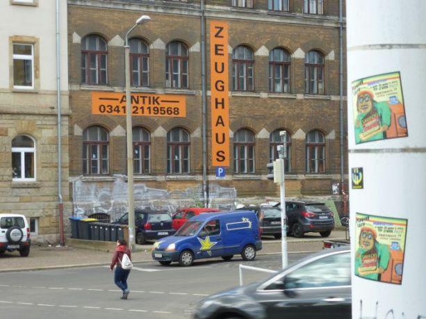 Alte Schule / Zeughaus