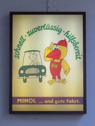 Minol-Pirol in der Lützner Straße (2018)