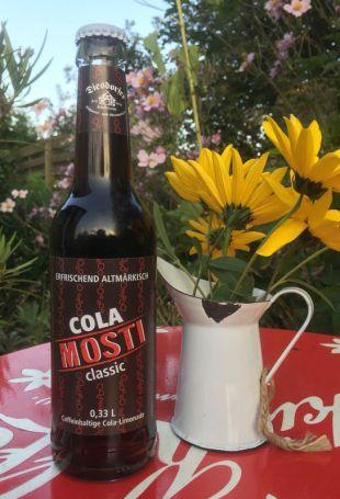 Mosti-Cola aus der Altmark