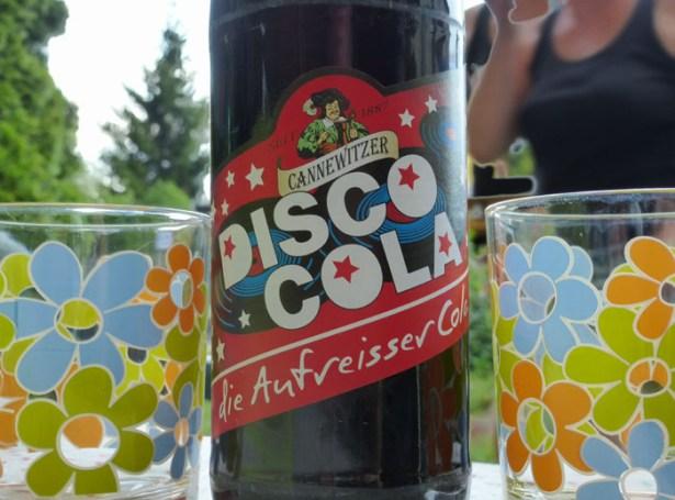 Disco-Cola aus Wurzen