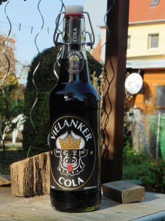 Alkoholfreie (!) Cola aus Mecklenburg-Vorpommern