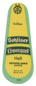 Gohliser Löwenquell Hell