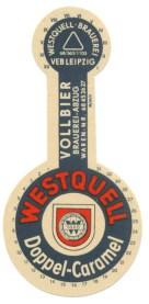 Westquell Doppel-Caramel (mit Jahreszahl 1828)
