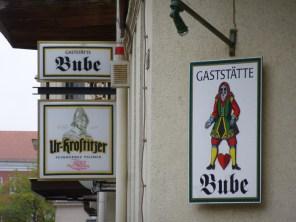 Gaststätte Bube