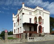 Sternburg-Villa in Lützschena
