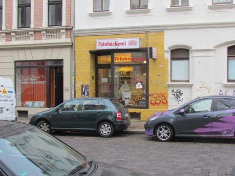 Bäcker in der Kippenbergstraße
