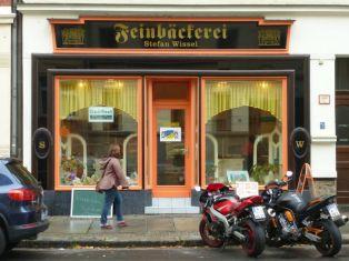 Bäcker in der Oststraße