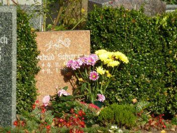 Auf dem Nordfriedhof
