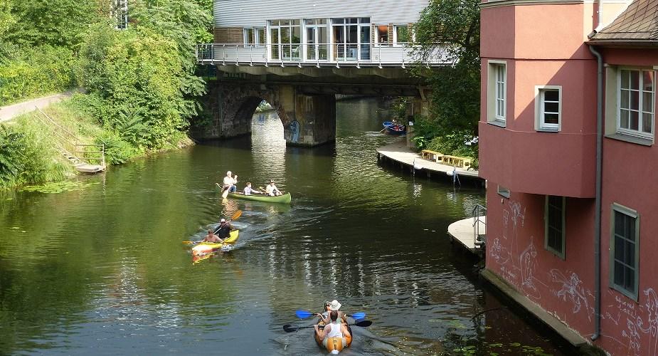 Wasserwandern in Leipzig III