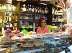 Im Café Krüger