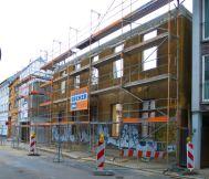 Gosenschlösschen, Alte Straße