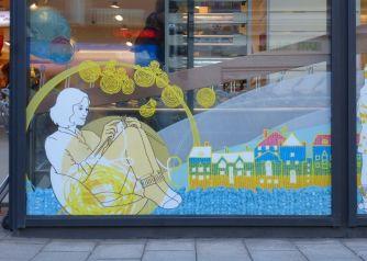 dm-Werbung in Leipzig