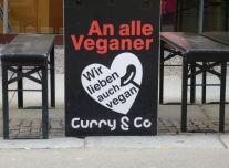 Wir lieben auch vegan