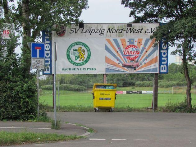 Sachsen Leipzig im Juni 2017